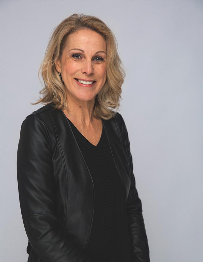 Danielle Paquette, secrétaire dentaire