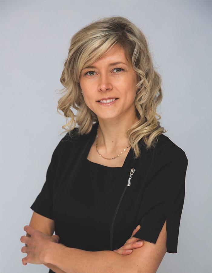 Valérie Arvisais, Hygiéniste dentaire